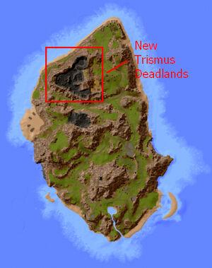 New Trismus Deadlands Map
