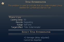 Title Exterminator