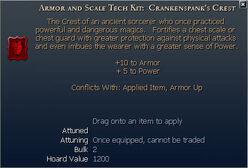 Crankenspank's Crest