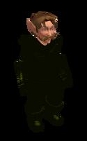 Dark Khaki Mithril Chainmail Armor