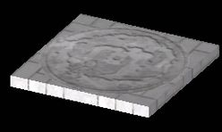 Stone Flooring Dragon Center