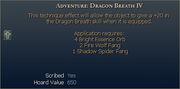Adventure Dragon Breath IV