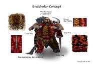 Bioscholar Concept Art