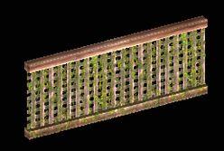Trellis Wall - 5 meters