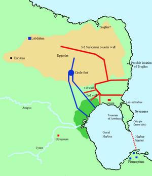 519px-Athenian Siege of Syracuse