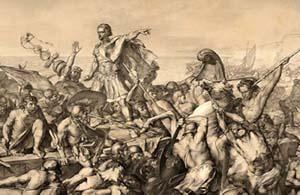 Caesars invasions of Britain