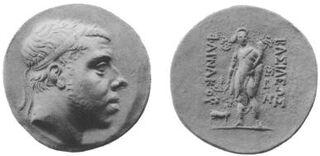 Pharnaces I of Pontus