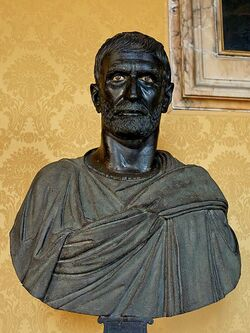 450px-Capitoline Brutus Musei Capitolini MC1183