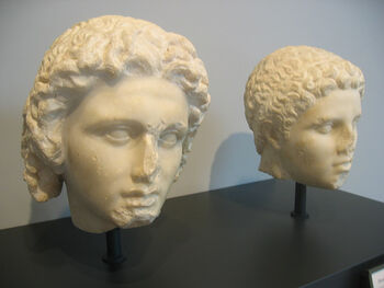 Alexander and Hephaestion