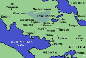 Boeotia ancient