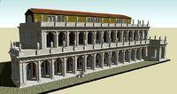 640px-Basilica Aemilia 3D