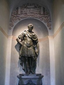 Marcus Aemilius Lepidus I