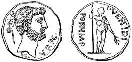 Coin MarcAntony Ventidius