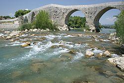 250px-Eurymedon Bridge, Aspendos, Turkey. Pic 01
