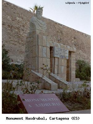 Hasdrubal monument