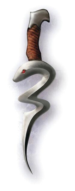 Zehir dagger