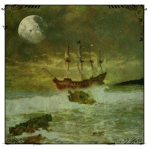 Tall Ship by AutumnsGoddess