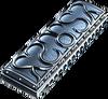 Ys Origin Silver Harmonica