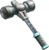 Ys Origin Hammer