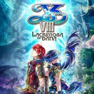 Ys 8 Cover square