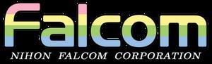 Nihon-Falcom Logo