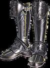 Ys Origin Black Leggings