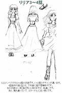 OVA Ys Lilia Episode3~4