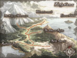 Ys: The Oath in Felghana/Areas