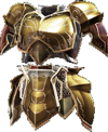Ys Origin Battle Armor