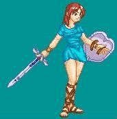 Silver Sword In Lilia