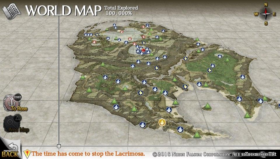 Map Of Ys Ys VIII: Lacrimosa of Dana/Areas | Ys Wiki | FANDOM powered by Wikia