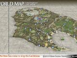 Ys VIII: Lacrimosa of Dana/Areas