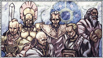 Six Priests (Ys Chronicles)