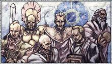 Six Priests (Ys Chronicles)