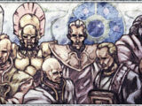 Six Priests of Ys