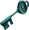 Ys Origin Bronze Key