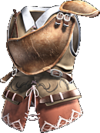 Ys Origin Leather Armor