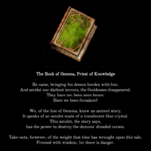5 - Book of Gemma