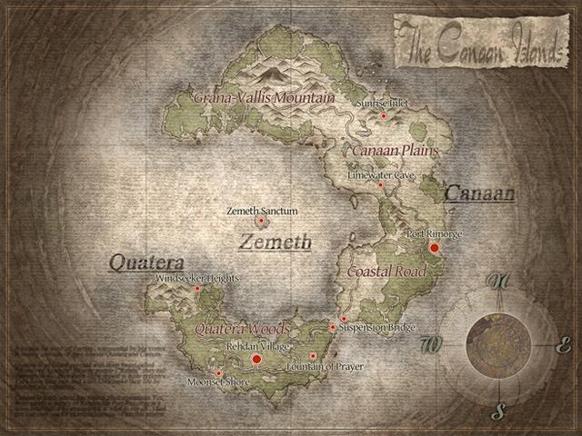 Map Of Ys Ys VI: The Ark of Napishtim/Areas | Ys Wiki | FANDOM powered by Wikia