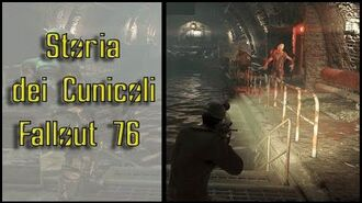 La storia dei Cunicoli di Harpers Ferry (Fallout 76 Lore)