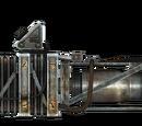 Laser Gatling di Precisione (FO3) (Broken Steel)