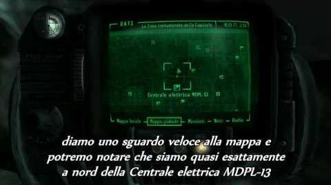 Fallout 3 - Locazione Blaster Alieno