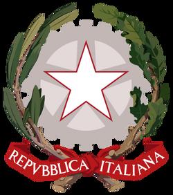Logo istituzionale italiano