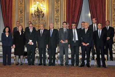 Governo Monti I
