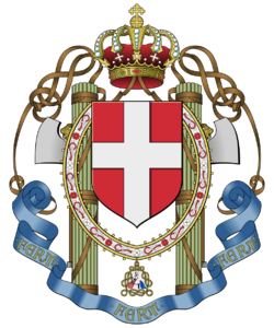 Stemma Regno d'Italia ventennio