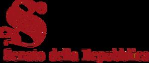 Logo del Senato della Repubblica
