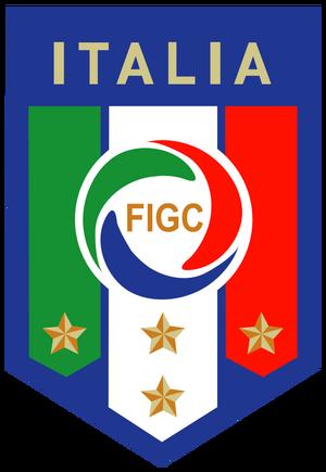 Logo nazionale di calcio - FIGC