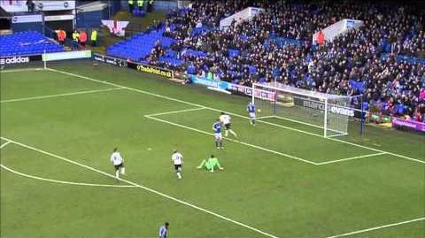 Ipswich 0-1 Derby (2014-15 season)