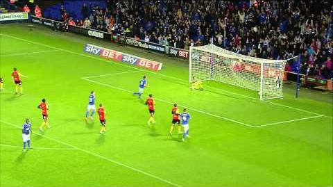 Ipswich 1-1 Birmingham (2015-16 season)