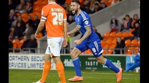 Blackpool 0-2 Ipswich (2014-15 season)